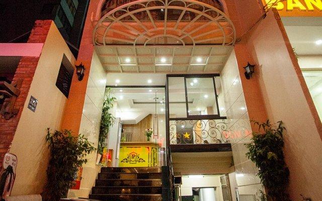 Yen Indochine Hotel Нячанг вид на фасад