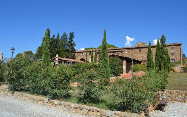 Отель Antico Borgo Casalappi вид на фасад