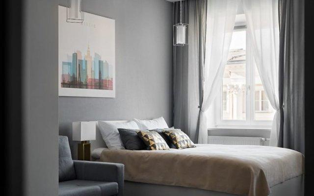 Отель My Warsaw Place Польша, Варшава - отзывы, цены и фото номеров - забронировать отель My Warsaw Place онлайн комната для гостей