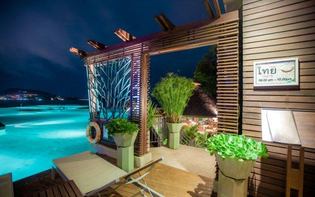 Отель Kalima Resort & Spa, Phuket вид на фасад