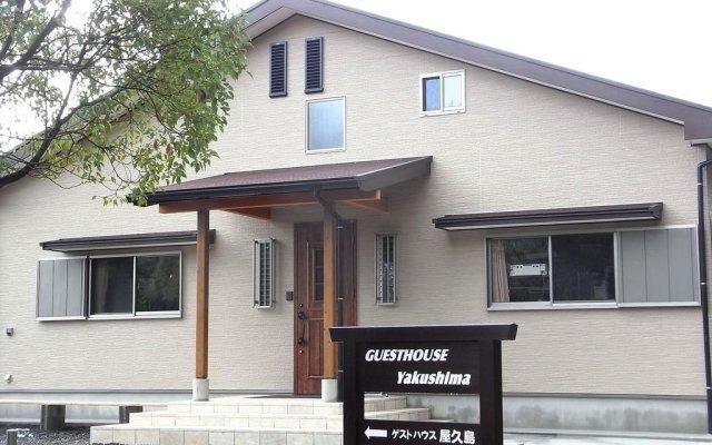 Отель Guesthouse Yakushima Япония, Якусима - отзывы, цены и фото номеров - забронировать отель Guesthouse Yakushima онлайн вид на фасад