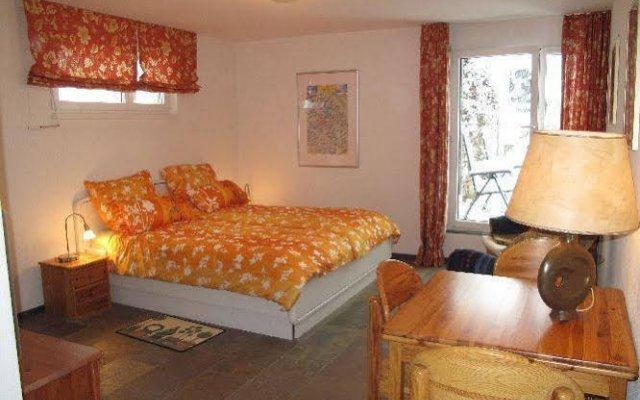 Отель Amanda Швейцария, Санкт-Мориц - отзывы, цены и фото номеров - забронировать отель Amanda онлайн комната для гостей