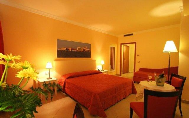 Отель Grand Hotel Florio Италия, Эгадские острова - отзывы, цены и фото номеров - забронировать отель Grand Hotel Florio онлайн комната для гостей