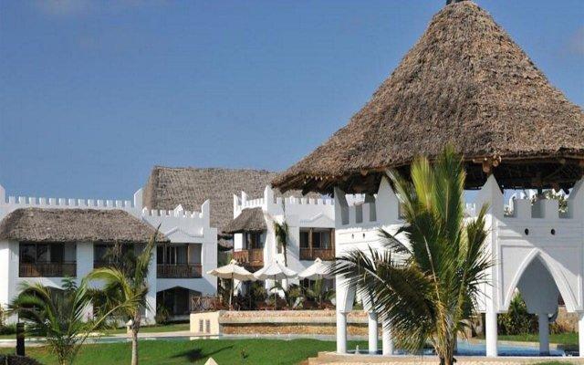 Отель Royal Zanzibar Beach Resort All Inclusive вид на фасад