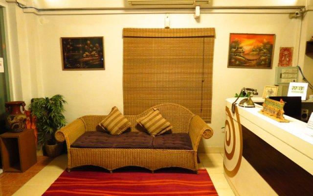 Отель The Cute Resort Бангкок комната для гостей