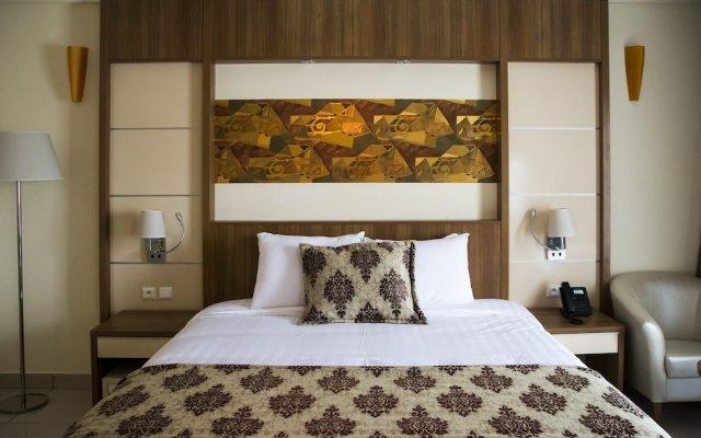 Atlantic Hotel in Djibouti, Djibouti from 172$, photos, reviews - zenhotels.com hotel front