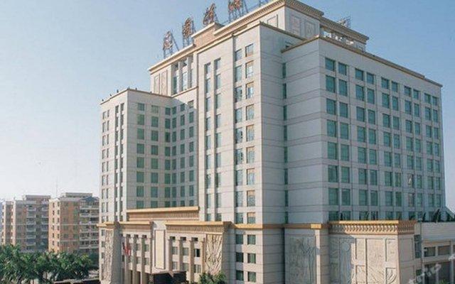 Nile Villa International Hotel вид на фасад