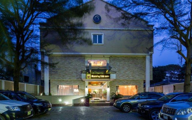 Отель Morning Side Suites вид на фасад