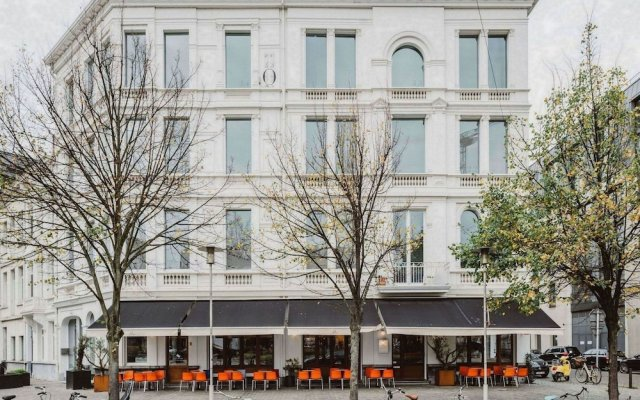 Hotel Pilar вид на фасад