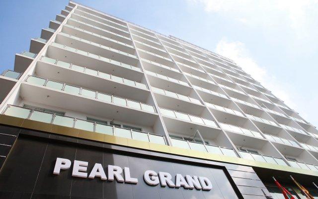 Отель Pearl Grand Hotel Шри-Ланка, Коломбо - отзывы, цены и фото номеров - забронировать отель Pearl Grand Hotel онлайн вид на фасад