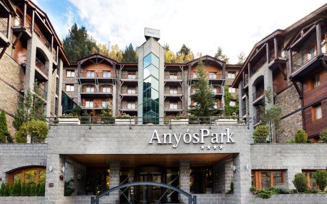 Hotel Anyóspark Mountain & Wellness Resort 0
