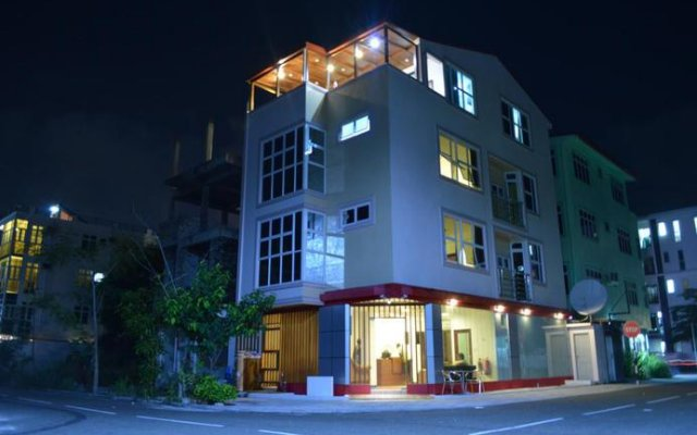Отель Wonder Retreat Мальдивы, Мале - отзывы, цены и фото номеров - забронировать отель Wonder Retreat онлайн вид на фасад