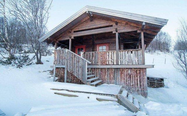 Отель Vestvatn - Arctic Cabins вид на фасад