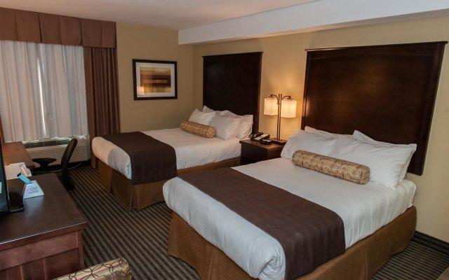 Отель Best Western Maple Ridge Hotel Канада, Мэйпл-Ридж - отзывы, цены и фото номеров - забронировать отель Best Western Maple Ridge Hotel онлайн комната для гостей
