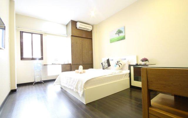 Апартаменты Smiley Apartment 13 - Adults Only комната для гостей