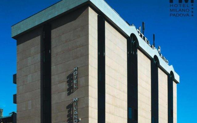 Отель Milano Италия, Падуя - отзывы, цены и фото номеров - забронировать отель Milano онлайн вид на фасад