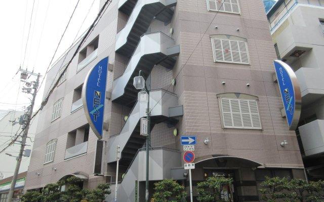 Hotel Avancer Next Osaka Temma - Adult Only вид на фасад