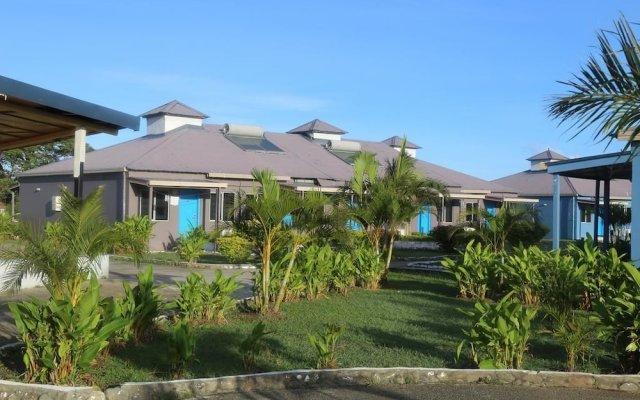 Отель Fun World Plaza Hotel Фиджи, Вити-Леву - отзывы, цены и фото номеров - забронировать отель Fun World Plaza Hotel онлайн вид на фасад