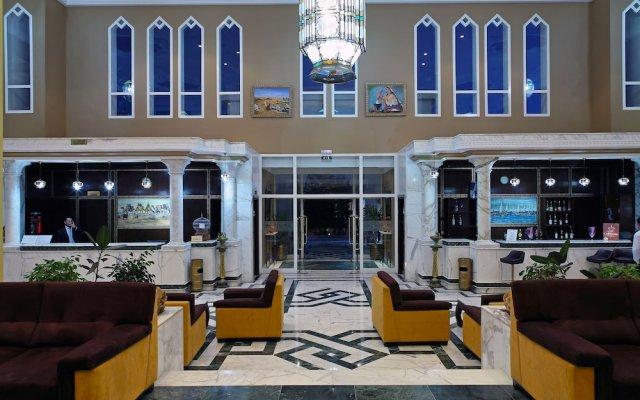 Отель Joya paradise & Spa Тунис, Мидун - отзывы, цены и фото номеров - забронировать отель Joya paradise & Spa онлайн вид на фасад