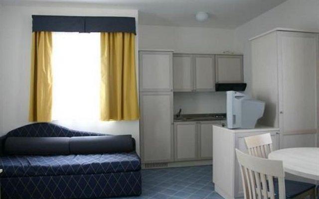 Отель Torre Rinalda Camping Village Лечче комната для гостей