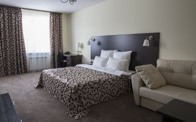 Апартаменты Gorki Apartments Domodedovo комната для гостей