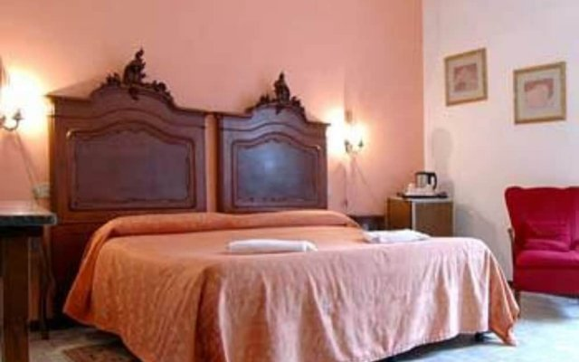 Hotel Dalì комната для гостей