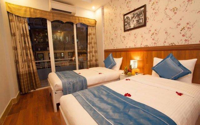 Отель Hanoi Brother Inn & Travel Вьетнам, Ханой - 1 отзыв об отеле, цены и фото номеров - забронировать отель Hanoi Brother Inn & Travel онлайн вид на фасад