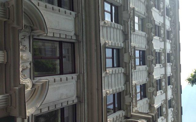 Отель Visionapartments Vienna Marc-aurel-strasse Вена вид на фасад