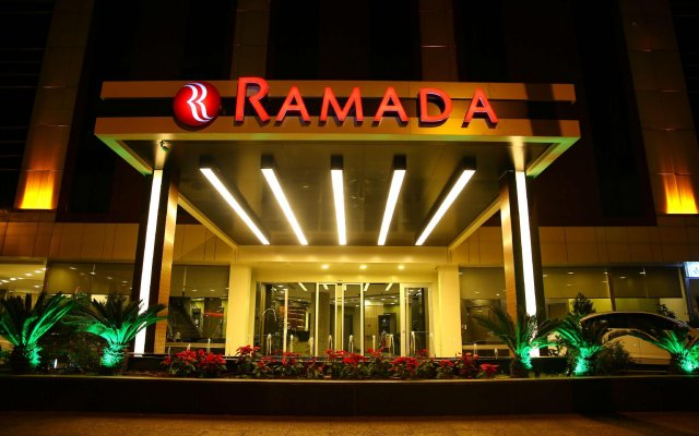 Ramada by Wyndham Mersin Турция, Мерсин - отзывы, цены и фото номеров - забронировать отель Ramada by Wyndham Mersin онлайн вид на фасад