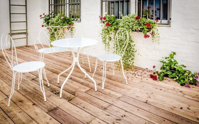 Отель Holiday & Business Apartments Vienna Австрия, Вена - отзывы, цены и фото номеров - забронировать отель Holiday & Business Apartments Vienna онлайн вид на фасад