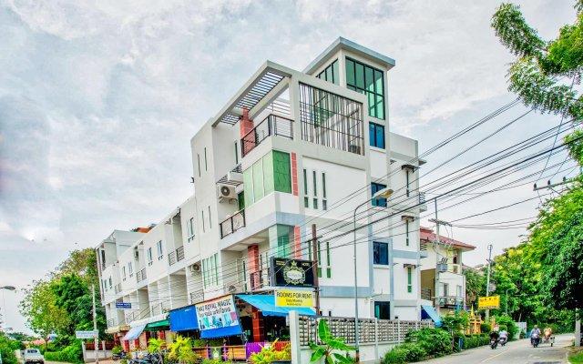Отель Thai Orange Magic вид на фасад