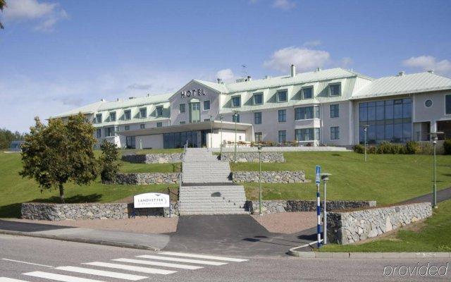 Отель Landvetter Airport Hotel Швеция, Харрида - отзывы, цены и фото номеров - забронировать отель Landvetter Airport Hotel онлайн вид на фасад