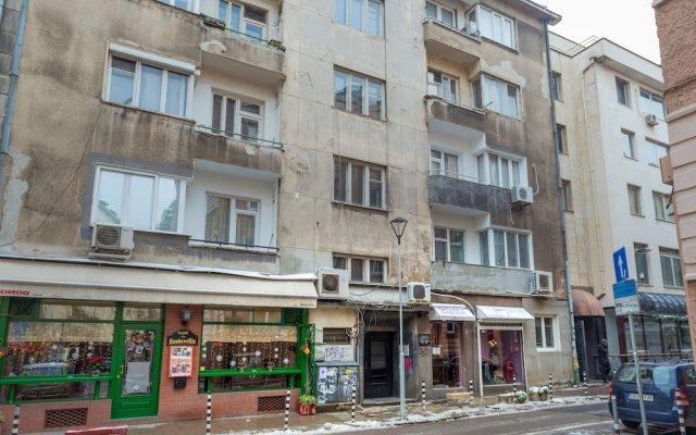 Отель Sofia Appart Болгария, София - отзывы, цены и фото номеров - забронировать отель Sofia Appart онлайн вид на фасад