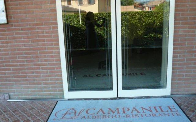 Отель Albergo Al Campanile Италия, Рончи-ди-Кампинель - отзывы, цены и фото номеров - забронировать отель Albergo Al Campanile онлайн вид на фасад