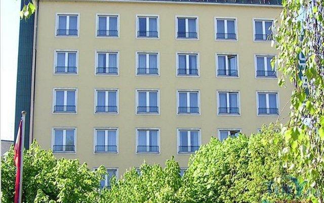Отель Best Western Hotel Imlauer Австрия, Зальцбург - отзывы, цены и фото номеров - забронировать отель Best Western Hotel Imlauer онлайн вид на фасад