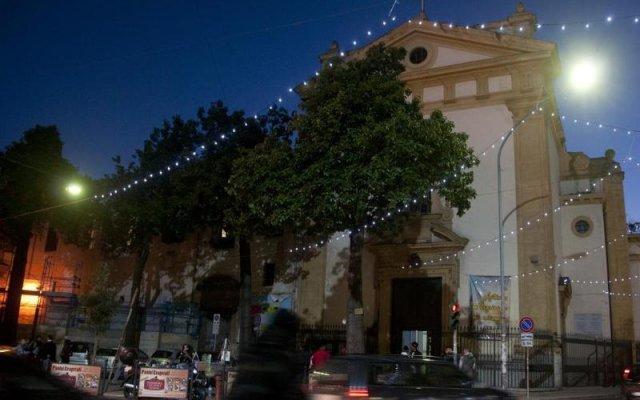 Отель Vittoria Италия, Палермо - 2 отзыва об отеле, цены и фото номеров - забронировать отель Vittoria онлайн вид на фасад