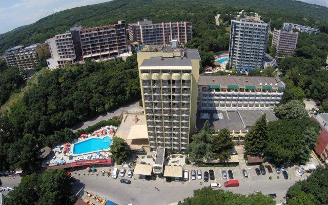 Hotel Shipka вид на фасад