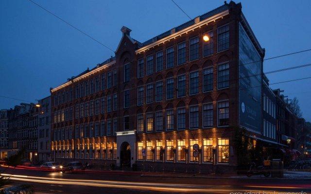 Sir Albert Hotel вид на фасад