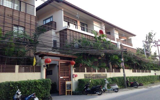 Отель TSE Residence by Samui Emerald Condominiums Таиланд, Самуи - отзывы, цены и фото номеров - забронировать отель TSE Residence by Samui Emerald Condominiums онлайн вид на фасад