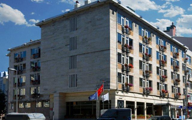 Отель Buyuk Keban вид на фасад