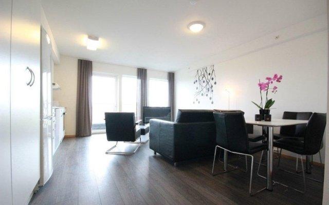 Отель Flotmyrgården Apartment Hotel Норвегия, Гаугесунн - отзывы, цены и фото номеров - забронировать отель Flotmyrgården Apartment Hotel онлайн комната для гостей
