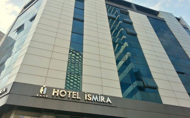 Ismira Hotel вид на фасад