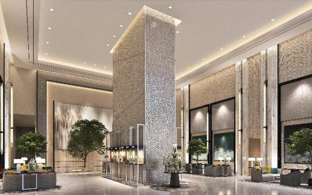 Отель Address Fountain Views Дубай помещение для мероприятий