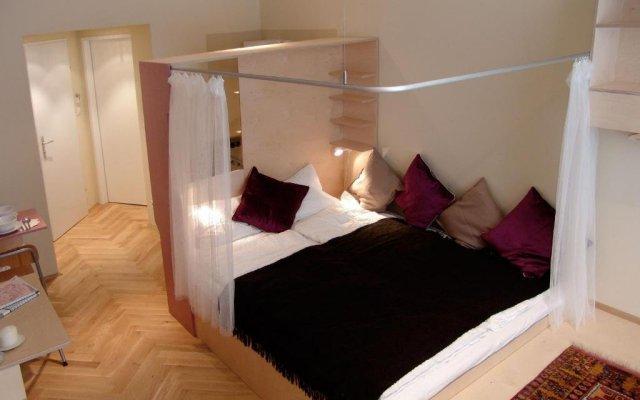 Отель WANZ'inn Design Appartements Австрия, Вена - отзывы, цены и фото номеров - забронировать отель WANZ'inn Design Appartements онлайн комната для гостей