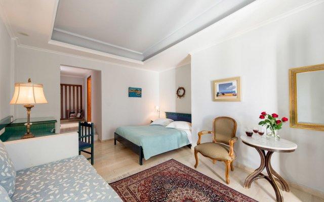 Villa Renos Hotel комната для гостей