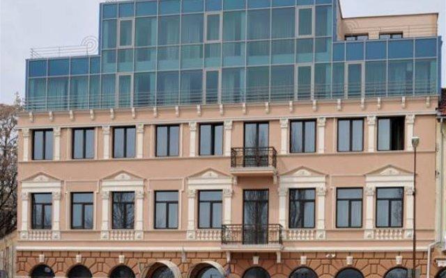 Отель Neptun Болгария, Видин - отзывы, цены и фото номеров - забронировать отель Neptun онлайн вид на фасад