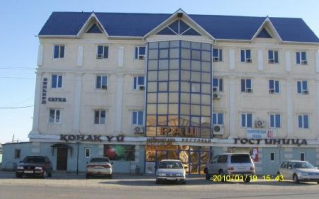 Гостиница Раш Казахстан, Атырау - отзывы, цены и фото номеров - забронировать гостиницу Раш онлайн вид на фасад