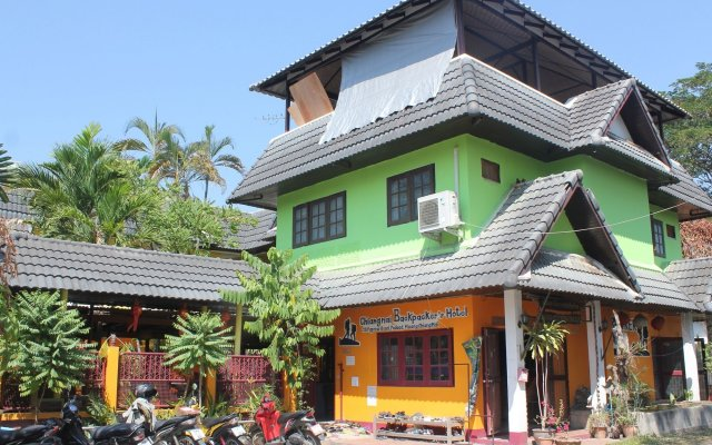 Отель Nida Rooms Phuket Marina Rose вид на фасад