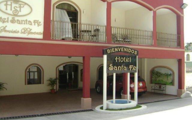Hotel Santa Fe Грасьяс вид на фасад