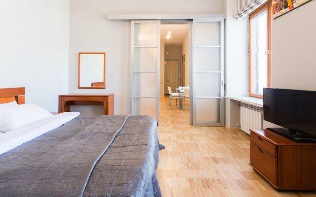 Апартаменты hth24 apartment on Angliyskaya Naberezhnaya 20/54 комната для гостей